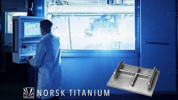 Boeing reçoit de nouvelles pièces en métal imprimées en 3D de Norsk Titanium