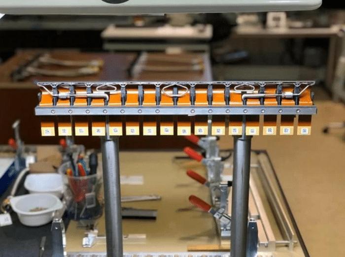 barres de refroidissement en titane imprimées en 3D