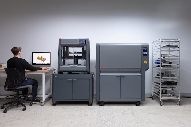 Desktop Metal simplifie sa solution d'impression 3D métal en supprimant le déliantage