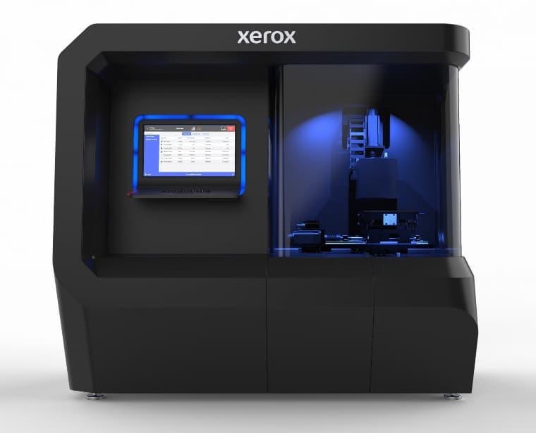 Xerox dévoile sa nouvelle imprimante 3D à projection de métal liquide 'ElemX'