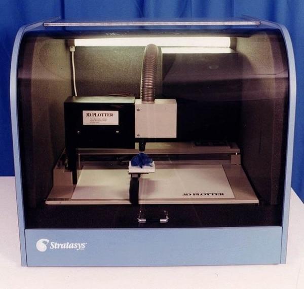 Première imprimante 3D de Stratasys en 1991