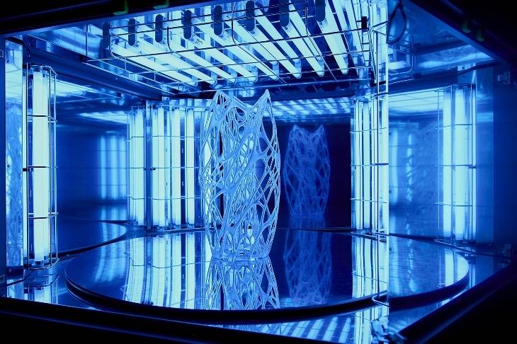 technologie d'impression 3D résine RPS