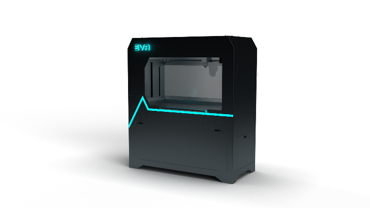 Imprimante 3D professionnelle multifonction Eva