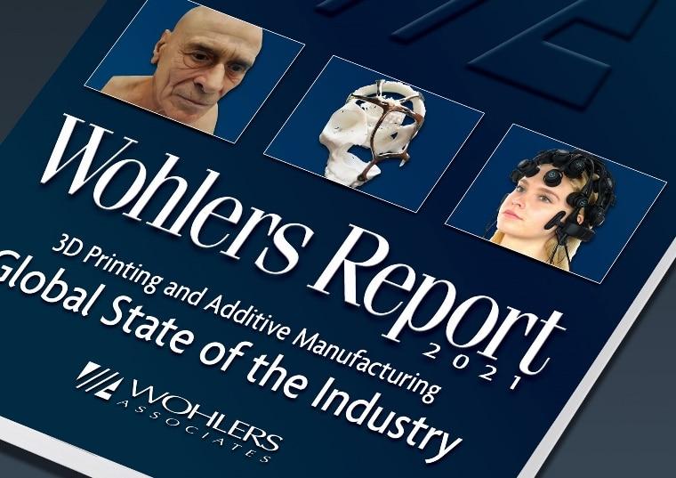 Wohlers Report :  le marché de l'impression 3D en forte baisse en 2020