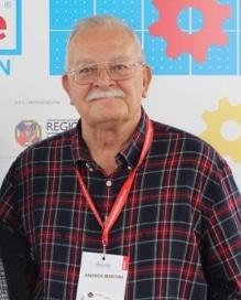 Andrea Martini le co-fondateur de Robot Factory