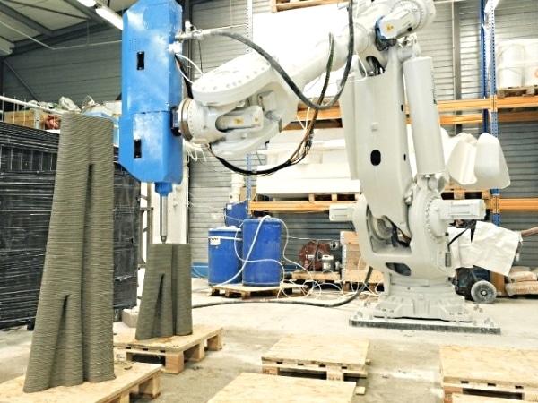 LafargeHolcim entre au capital du spécialiste de l'impression 3D béton XtreeE