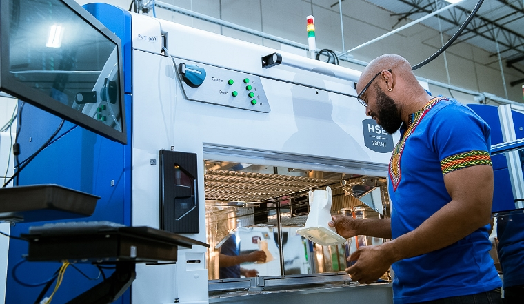 Essentium ajoute un double extrudeur indépendant sur sa dernière imprimante 3D haute performance