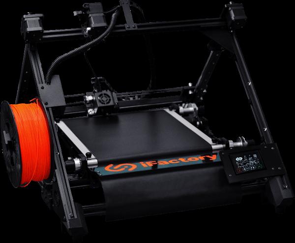 L'imprimante 3D iFactoryOne (Crédits photo : iFactory3D)