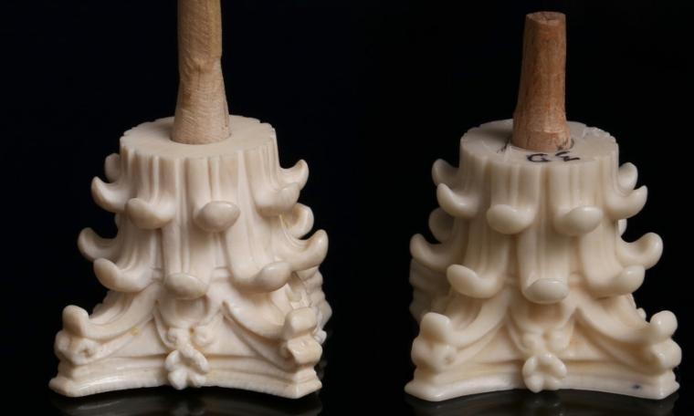 Digory : une résine d'impression 3D pour remplacer l'ivoire ?