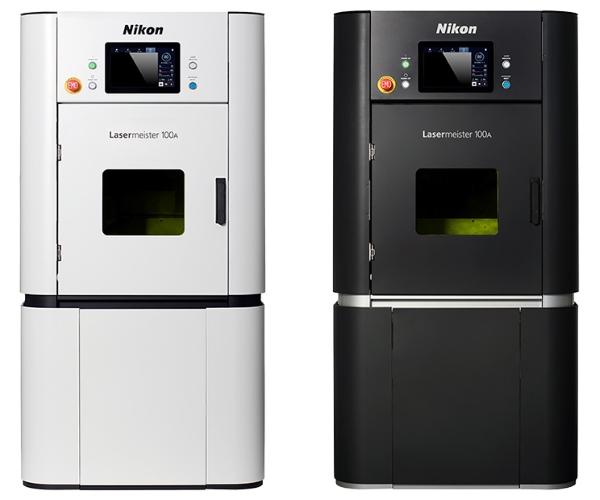 imprimante 3D métal de Nikon Lasermeister 100A