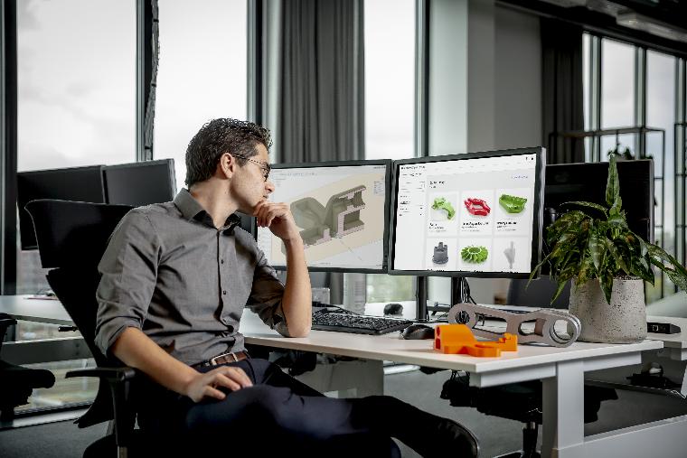 Ultimaker dévoile une nouvelle plateforme logicielle pour faciliter l'accès à son écosystème