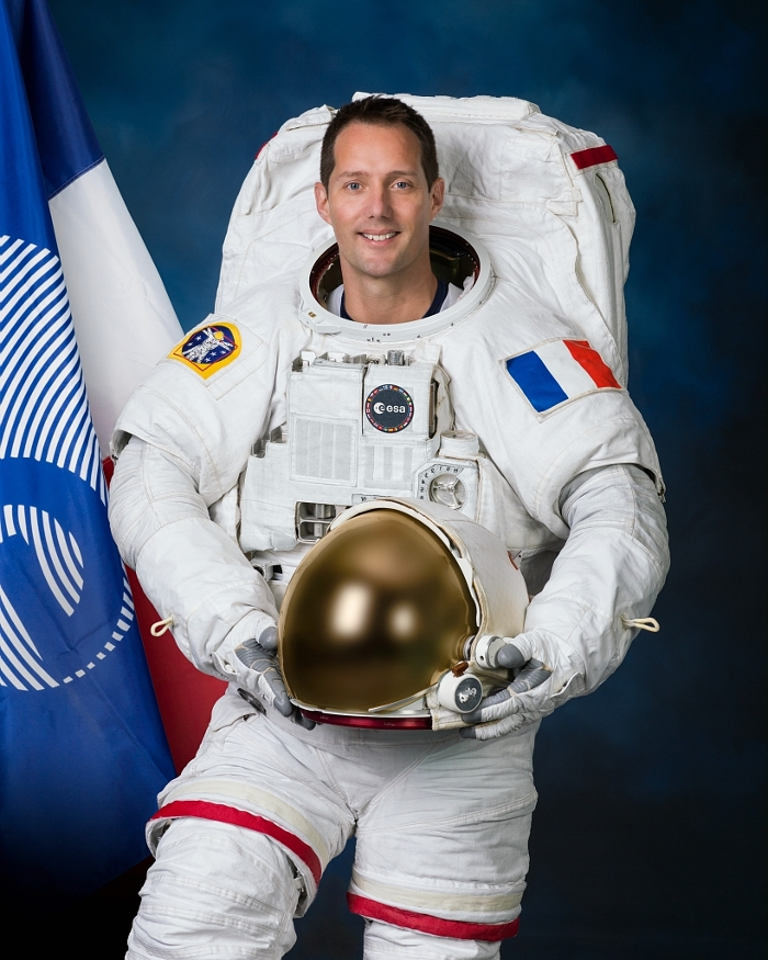 Quand Thomas Pesquet emporte de l'impression 3D Made In Bretagne à bord de l'ISS