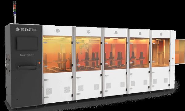 3D Systems dévoile 4 nouveaux matériaux d'impression 3D pour sa plate-forme de production Figure 4
