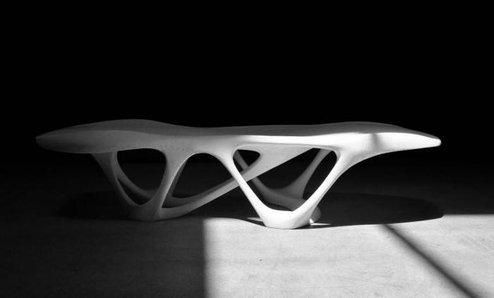 Delicate Density Table