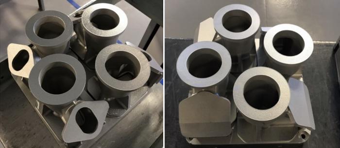capuchons d'adaptateurs imprimés en 3D