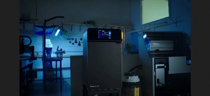 imprimante 3D SLS Fuse 1