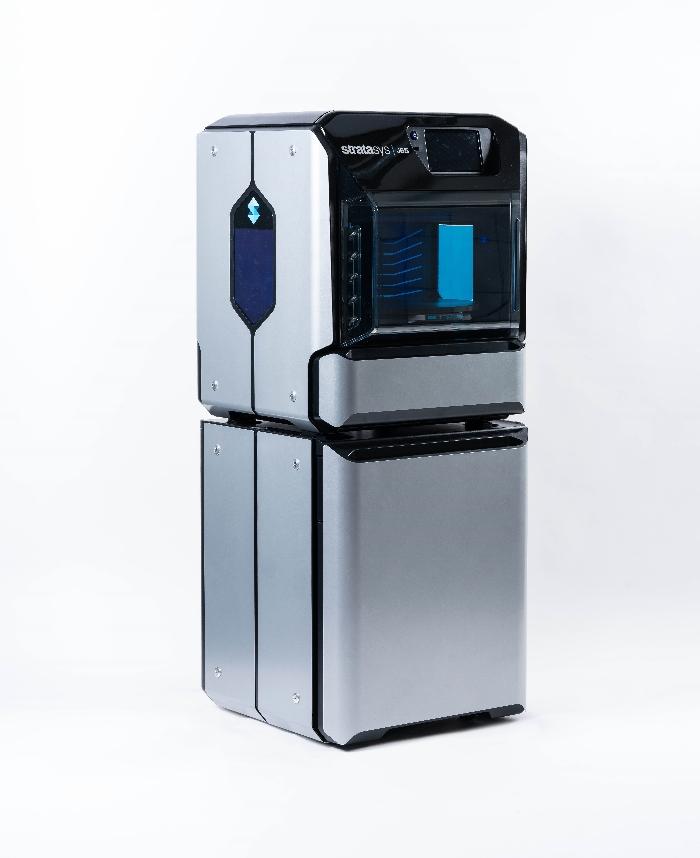 La Stratasys J55™ Prime va au-delà de l'impression 3D toutes couleurs, en ouvrant la voie à de nouveaux matériaux et à des modèles visuels d'un grand réalisme