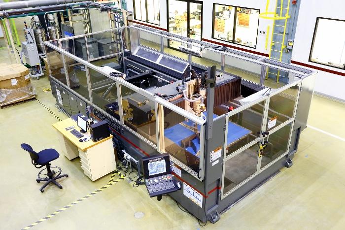 Système Big Area Additive Manufacturing (BAAM®)