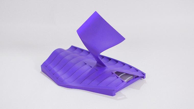 3D Systems et l'écurie F1 de Renault développent un nouveau matériau d'impression 3D pour les pièces de soufflerie