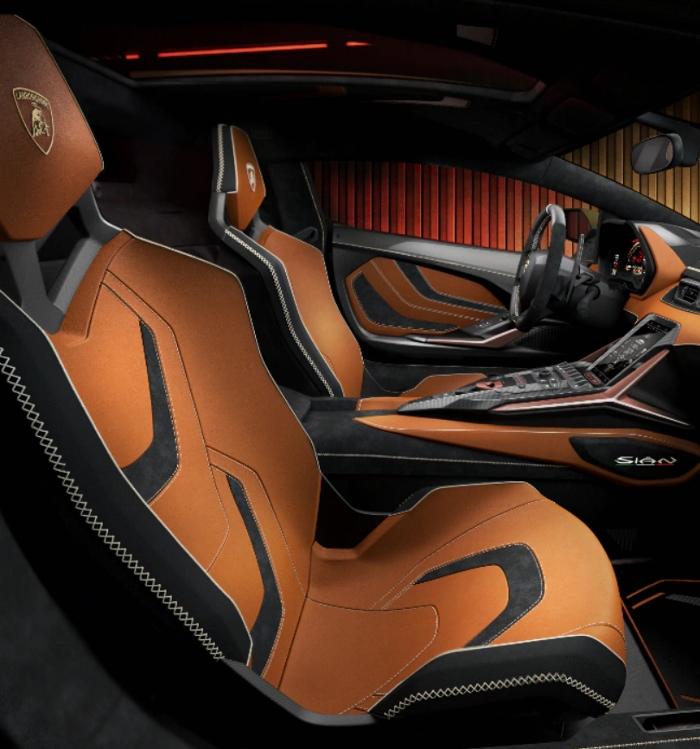 20 000 pièces finales imprimées en 3D par Lamborghini en 2020