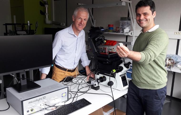 La micro-impression 3D pour réduire l'impact environnemental des structures en béton