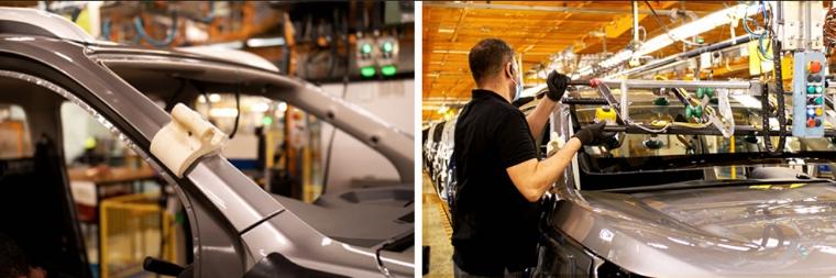 Nissan utilise l'impression 3D pour développer jusqu'à 700 outils et dispositifs de fixation pour ses chaînes de montage