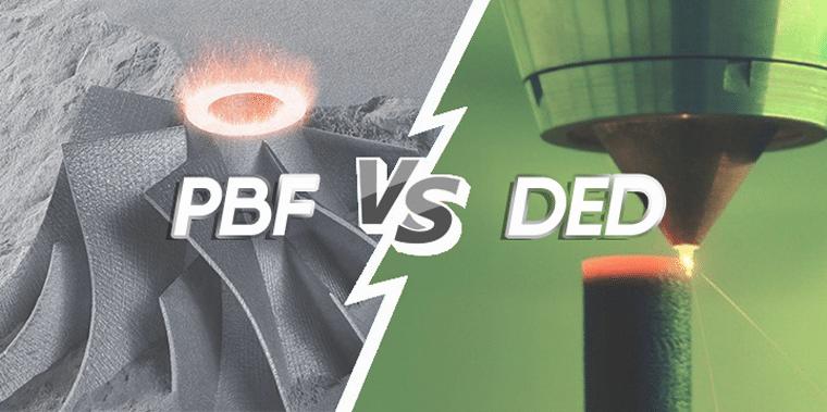 Fabrication additive métallique : analyse des forces et des faiblesses des procédés PBF et DED en 10 questions