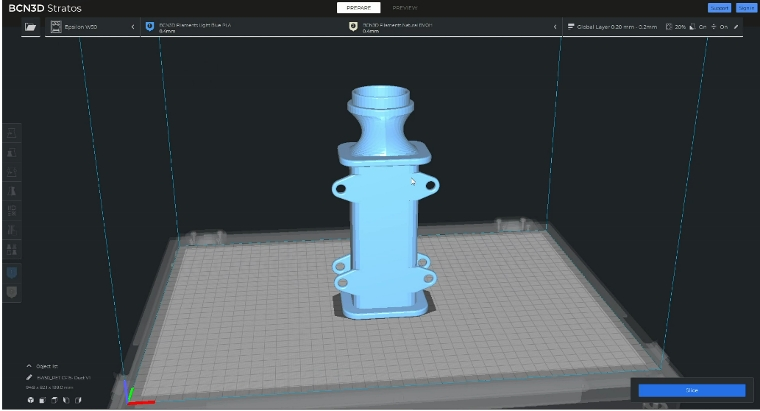 BCN3D lance un nouveau logiciel pour ses imprimantes 3D professionnelles