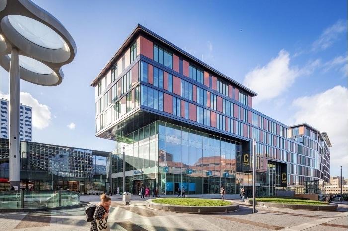 Siège social d'Ultimaker dans les bureaux de Creative Valley à Utrecht aux Pays-Bas