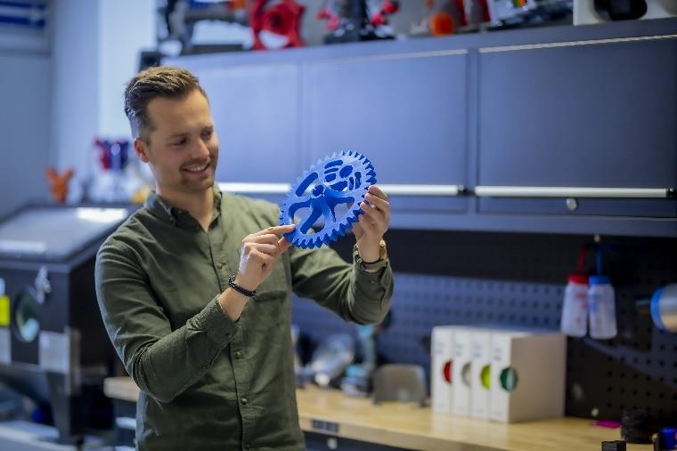 """Rencontre avec le nouveau CEO d'Ultimaker : """"Ce que je constate sur le marché de la fabrication additive, c'est que nous l'avons rendu inutilement complexe"""""""
