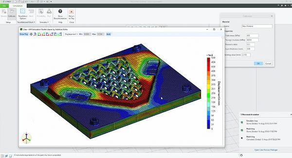 Amphyon de Additive Works : pour optimiser les impressions 3D métal