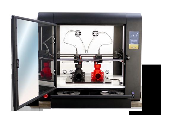 imprimante 3D de bureau industrielle IDEX 420