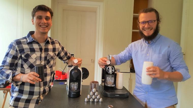 Les nantais Kimya et CAPS ME ensembles pour industrialiser des rechargeurs de capsules de café imprimés en 3D