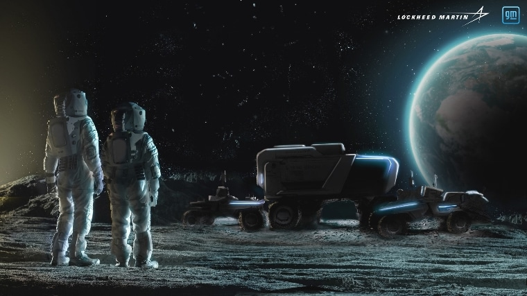 Lockheed Martin tire parti des imprimantes 3D de MakerBot pour son rover lunaire