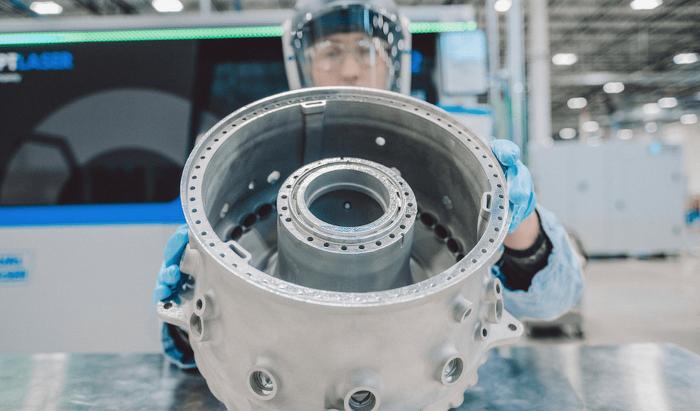 GE Additive, Avio Aero et BEAMIT unissent leurs forces pour accélérer le post-traitement des pièces de moteur imprimées en 3D