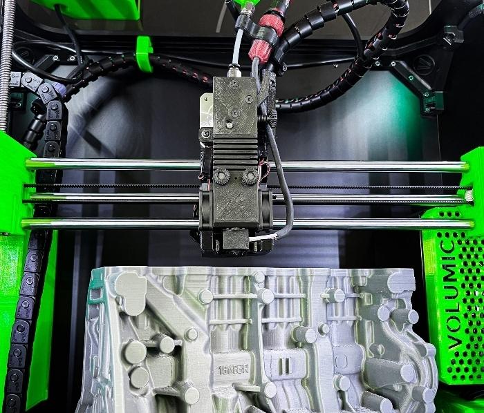 Rencontre avec Volumic et ses deux nouvelles imprimantes 3D Stream Pro MK3 et Ultra SC2