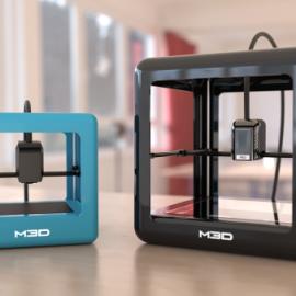 M3D Pro : une version améliorée de la M3D à 500 $ !