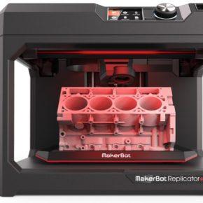 Makerbot revient avec deux nouvelles imprimantes 3D !