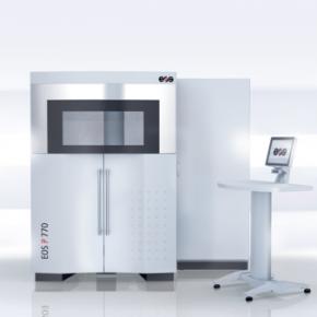 EOS dévoile un système d'impression 3D polymère haut débit