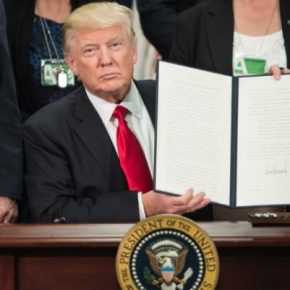 Winsun fait du pied à Donald Trump pour imprimer son mur en 3D