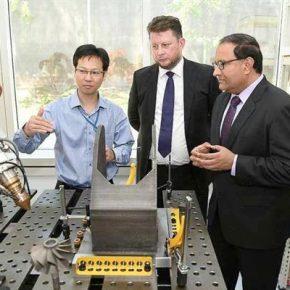 Ouverture du premier centre de fabrication additive métallique de Singapour