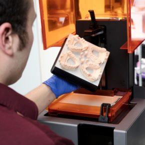 Imprimante 3D Form 2 : un prothésiste dentaire partage son expérience !