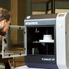 FUNMAT HT : une imprimante 3D de bureau bon marché pour filaments hautes températures