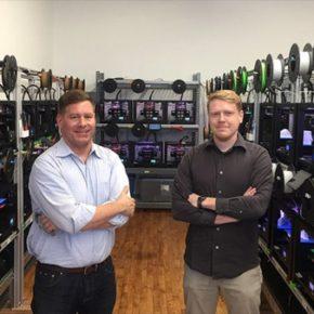 Voodoo Manufacturing lève 5 millions $ pour son usine d'imprimantes 3D
