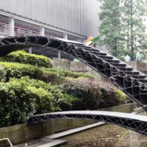 La Chine dévoile ses premiers ponts imprimés en 3D