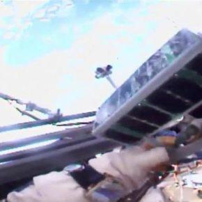 Déploiement du premier satellite au monde imprimé en 3D !
